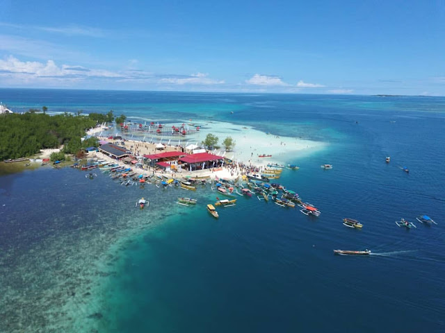 Tenilo Beach of Gorontalo