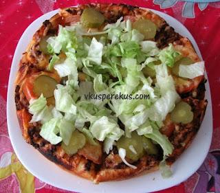 сытная пицца
