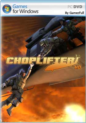 Choplifter HD (2012) PC Full Español
