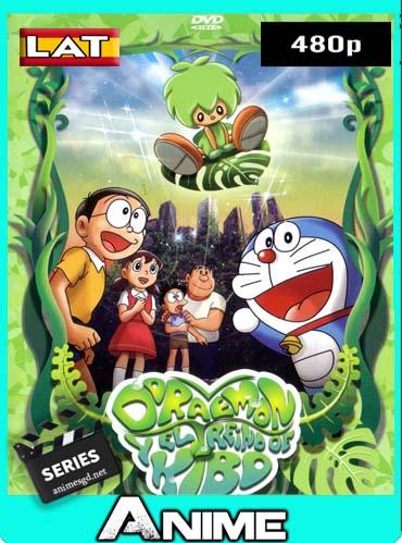 Doraemon y el Reino de Kibo (2008) Latino HD [480P] [GoogleDrive] DizonHD