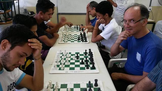 Ailton Pontes é campeão da segunda etapa do Super Open de Xadrez