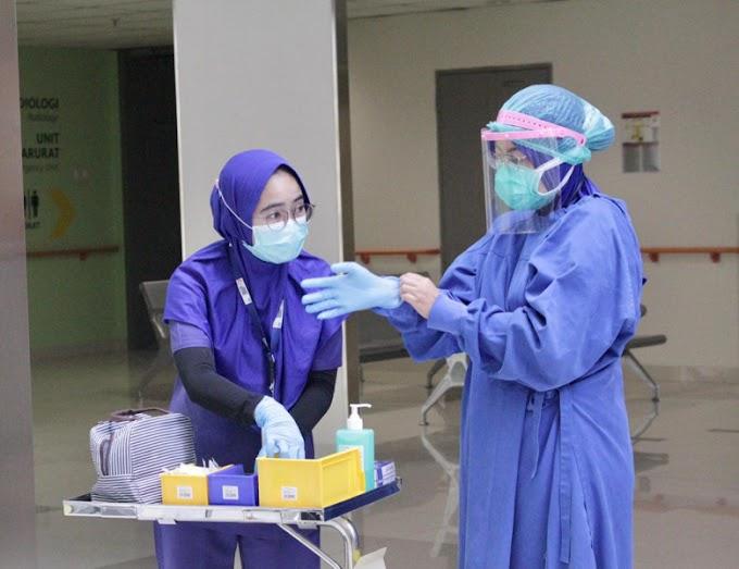 7.676 Tenaga Kesehatan di Depok Sudah Divaksin