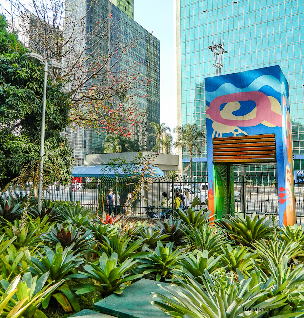 Parque Mário Covas, Avenida Paulista, São Paulo
