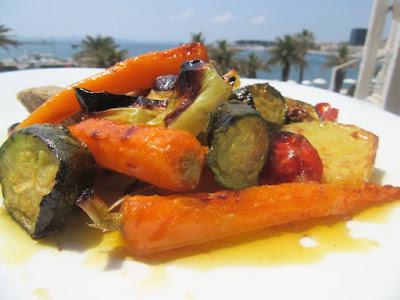 Povrtna peka / Roasted vegetables