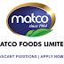 Matco Foods Limited Jobs 2021 Senior Officer Procurement