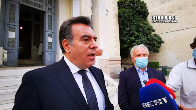 Τι ζήτησαν οι επαγγελματίες εστίασης στο Ναύπλιο από τον Υφυπουργού Τουρισμού