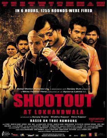 Shootout at Lokhandwala 2007 Full Hindi Movie Free Download