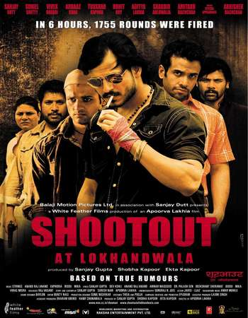 Shootout at Lokhandwala 2007 Full Hindi Movie Free Download
