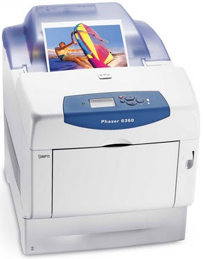 Xerox Phaser 6360 Driver Downloads
