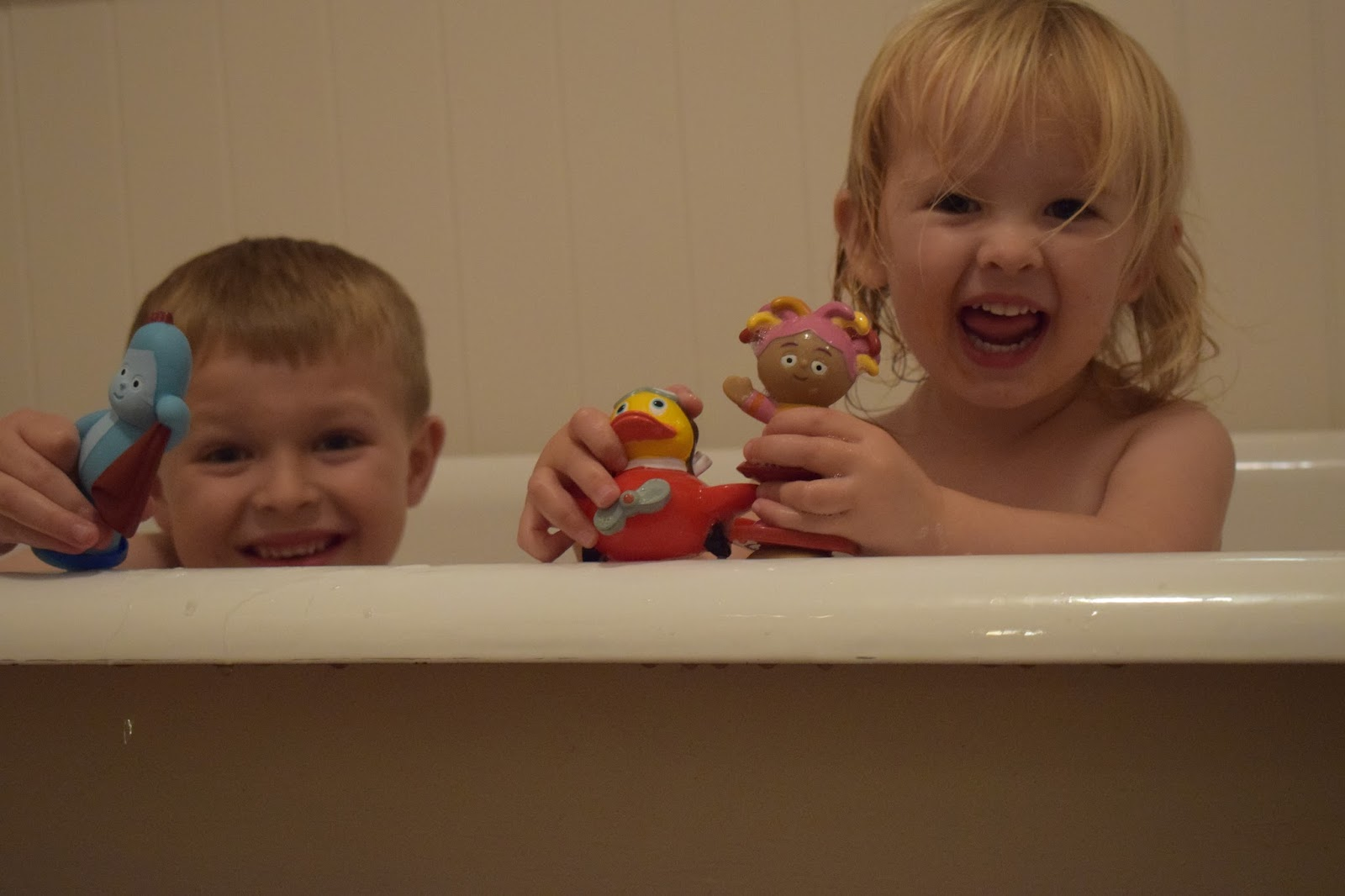 bath to bed with In The Night Garden | Mummy Memories ❤
