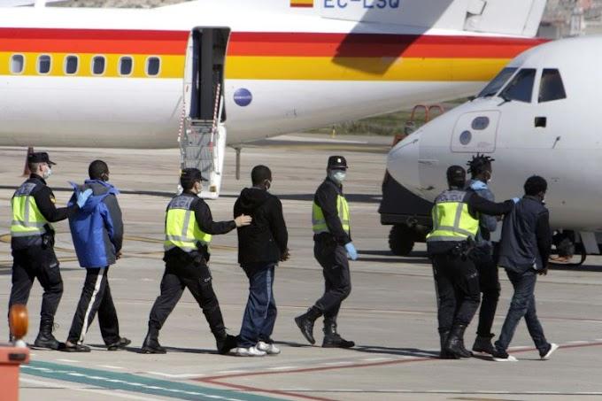 Llegan al Sáhara Occidental más de 800 migrantes marroquíes de los 23.0000 que España deportará en los próximos días.