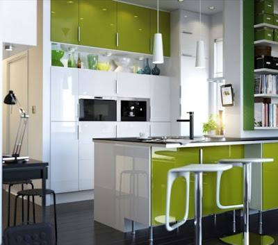 2 Desain Kitchen Set Terbaik
