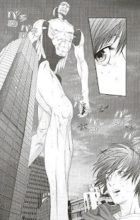 Reseña de Gigant vol. 2 de Hiroya Oku. - Ivrea