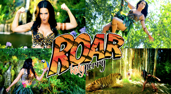 Katy Perry ► ROAR!