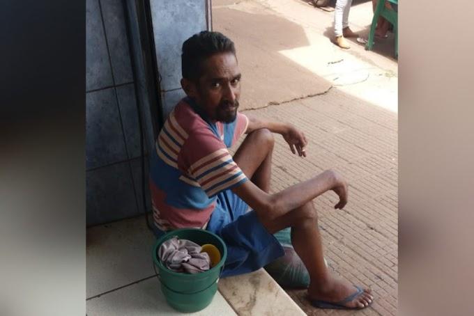 Identificado homem encontrado morto no centro comercial de Itaituba