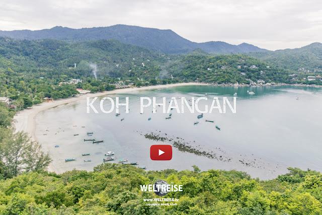 Schönste Strände | Koh Phangan | THAILAND
