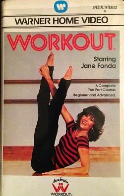 Jane Fonda Workout Video 1982