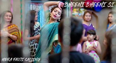 Mera Fauji Calling Song Bheeni Bheeni Si Sung Sonu Nigam & Pratibha Singh Baghel