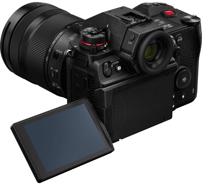 Откидной поворотный экран Panasonic Lumix S1H