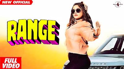 RANGE - Shehnaz Gill Song English/Hindi Lyrics idoltube -