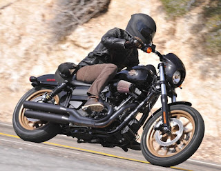 2016 Harley-Davidson Dyna Low Rider S Review