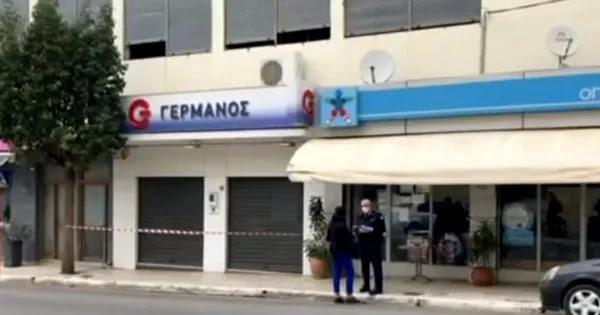 Δολοφονία στην Κυπαρισσία: Νέο βίντεο ντοκουμέντο από τις κινήσεις του δράστη (βίντεο)