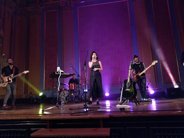 Marcelina w Toruniu! Relacja z koncertu w Dworze Artusa, 18.11.2018