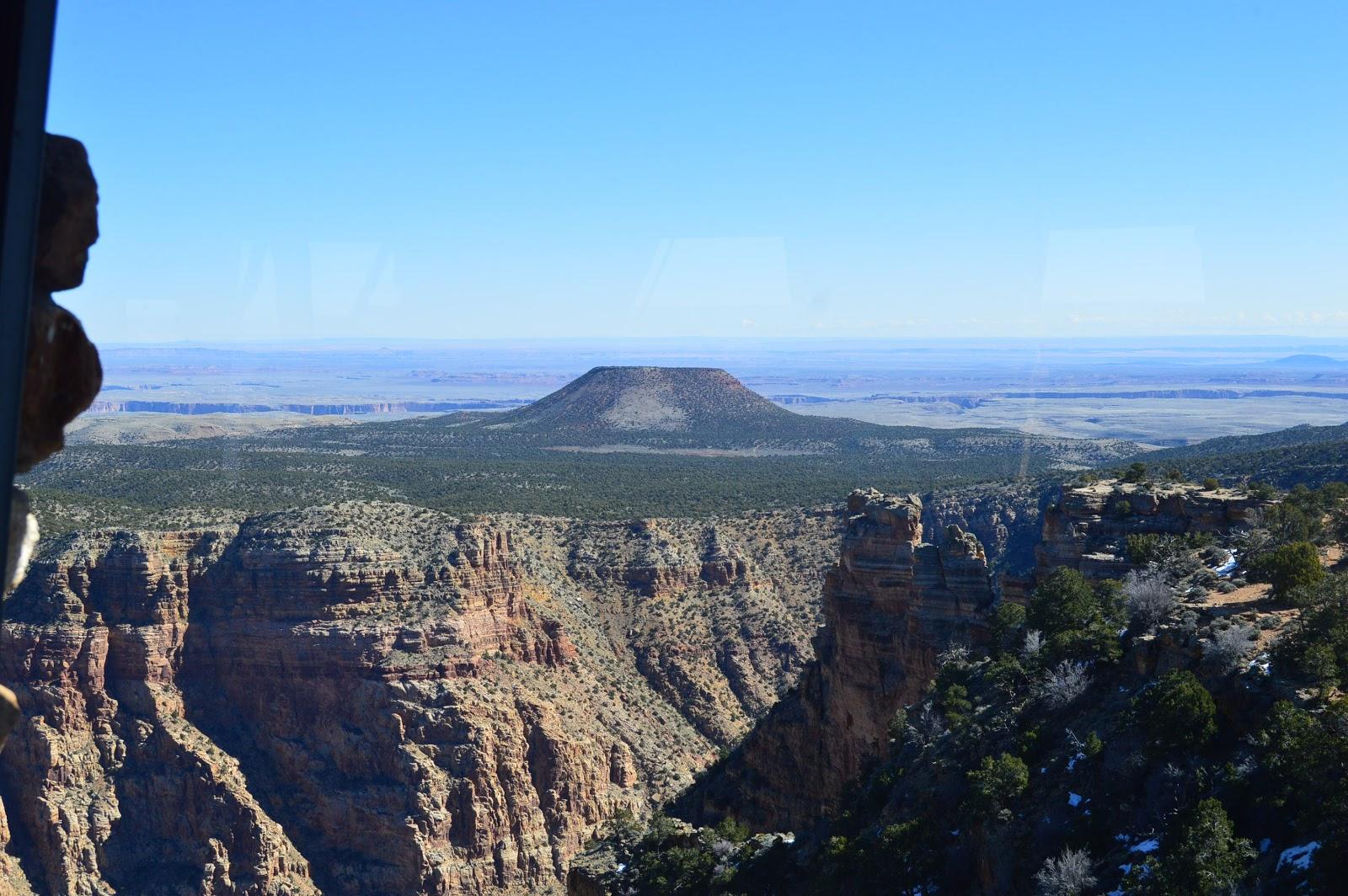 Salman Aslam On The Precipice Of Grand Canyon Arizona