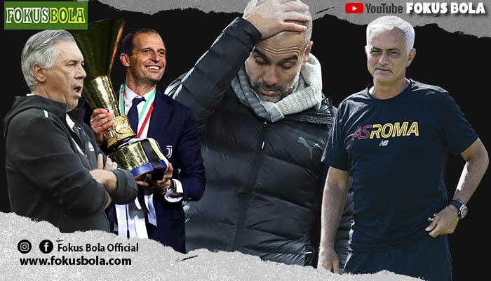 6 Pelatih Super Boros, Siapa Paling Boros? Salah Satunya Rupanya Ada Carlo Ancelotti 😎