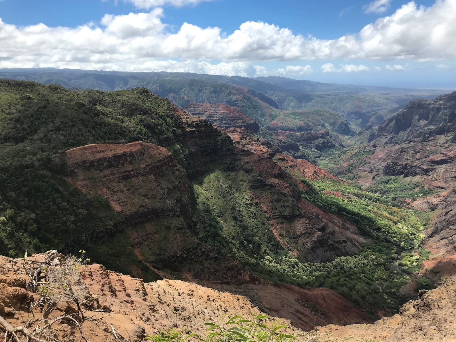 Hiking Waimea Canyon | Kauai Itinerary | What to See if Kauai | Waimea Canyon Hikes | A Memory of Us