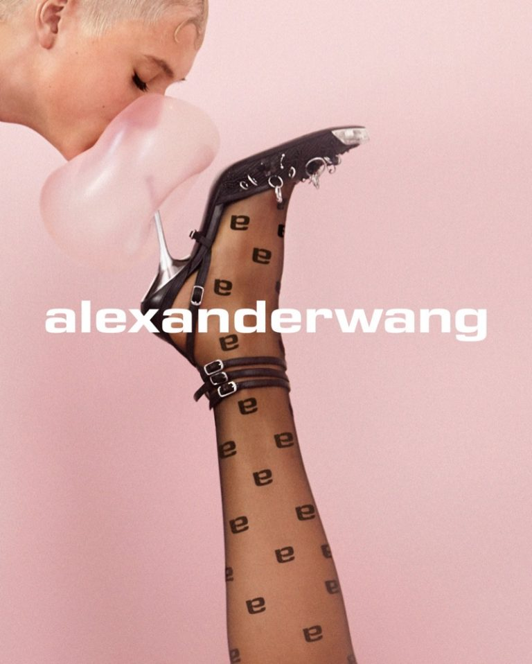 Alexander Wang Collection 1 Drop 2 Campaign