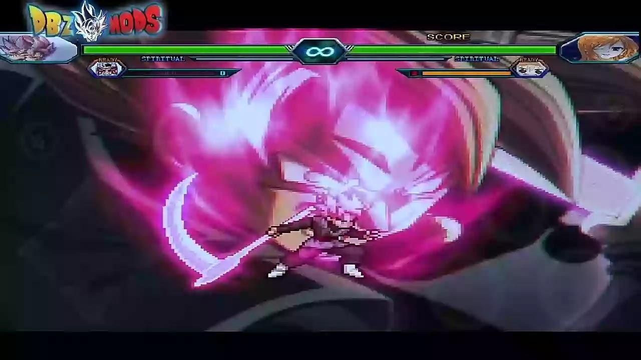 Bleach Vs Naruto Mugen APK new update