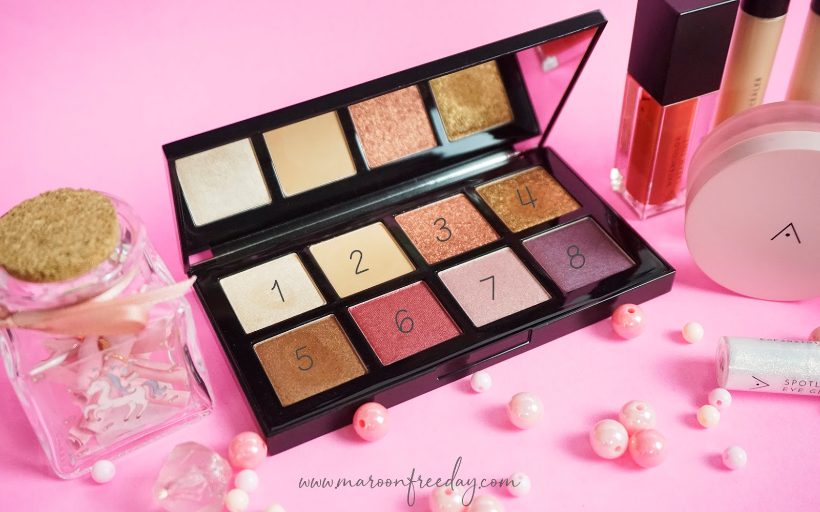 Review Eyeshadow Althea
