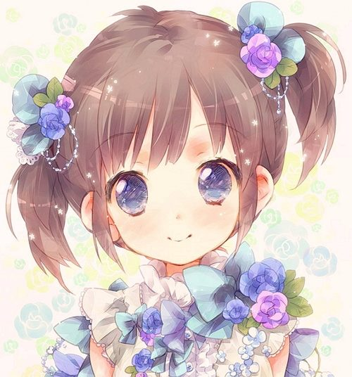 Anime katee - Gambar anime girl cute ...