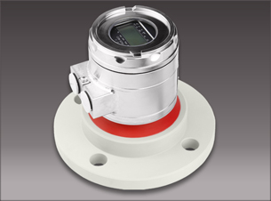 level transmitter with stainless steel housing for process measurement and control