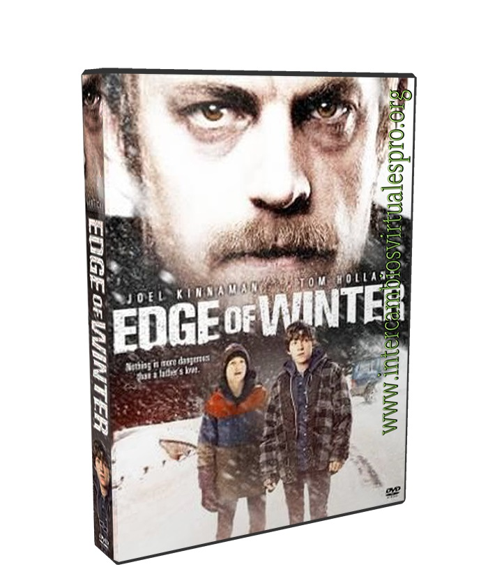 Edge of Winter poster box cover