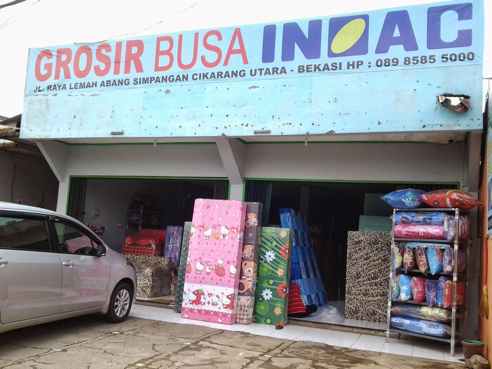Harga Sofa Bed Inoac Cikarang Olx Bangalore Kasur Busa Bekasi Aneka Produk Foam