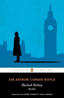 Reseña: Sherlock Holmes Novelas, de Arthur Conan Doyle