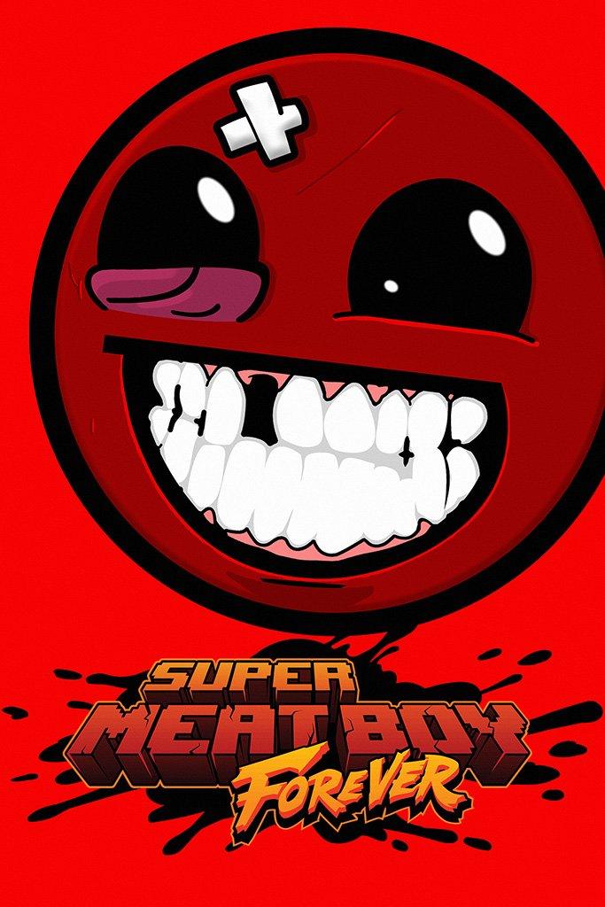 Super Meat Boy Forever Torrent (PC)