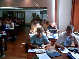Festival International de Scrabble Francophone Roumanie Poiana Brasov 2004 - Sala