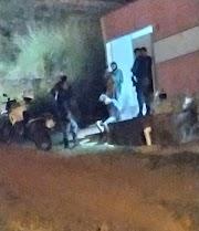 PM prende elemento em quintal de residência em Pedreiras.