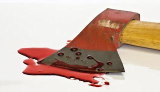 Seorang Istri bernama Johana Liu (JL) tega menganiaya sang suami, Anderias Nabuasa (53) dengan kapak di kepalanya hingga suami tewas.