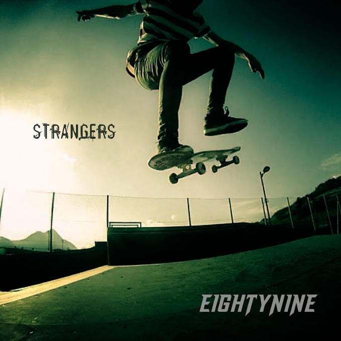 "Eightynine premiere video for new song ""Strangers"""