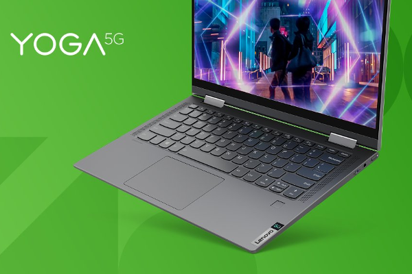 CES 2020: Lenovo Yoga 5G is the world's first 5G PC