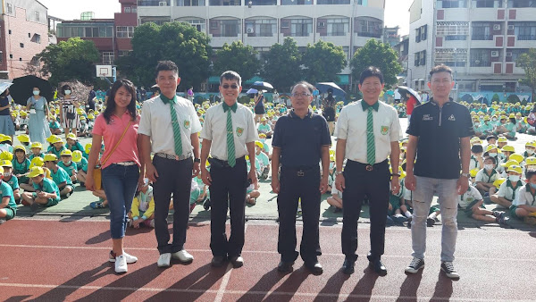 員林市公所慶祝教師節 僑信國小敬師活動