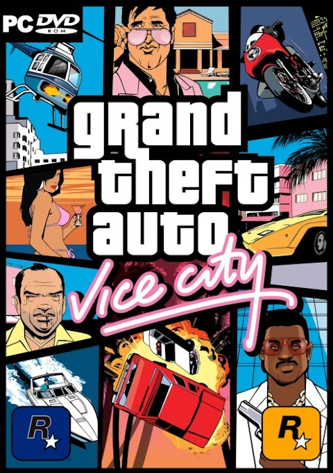 Download GTA: Vice City (2003) for pc