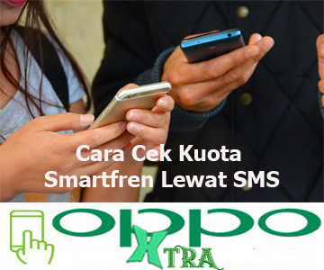 Cara Cek Kuota Smartfren Lewat SMS