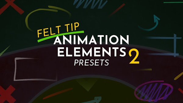 Animation Elements 2 - Premiere Pro Presets | Motionarray 217502