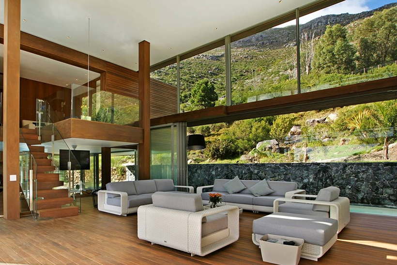 World of Architecture: Stunning Spa House in Cape Town ...