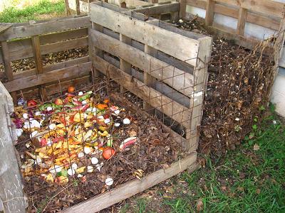 Homesteading Days Gardening Composting